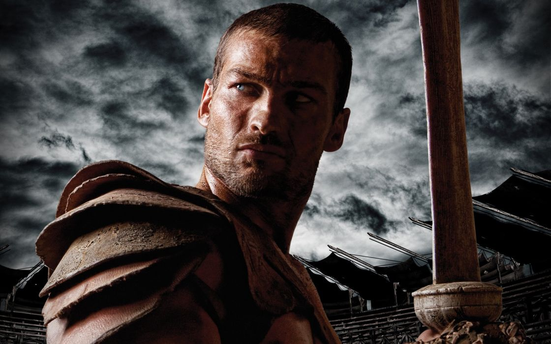 Spartacus spartacus blood and sand andy whitfield wallpaper