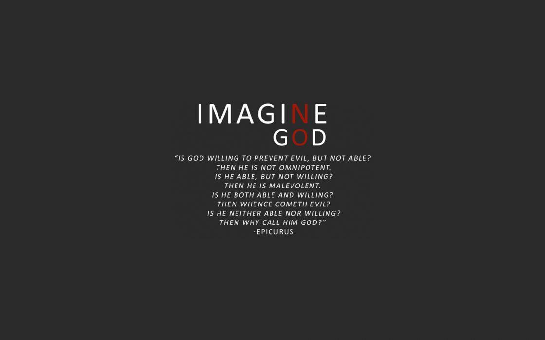God religion imagine wallpaper