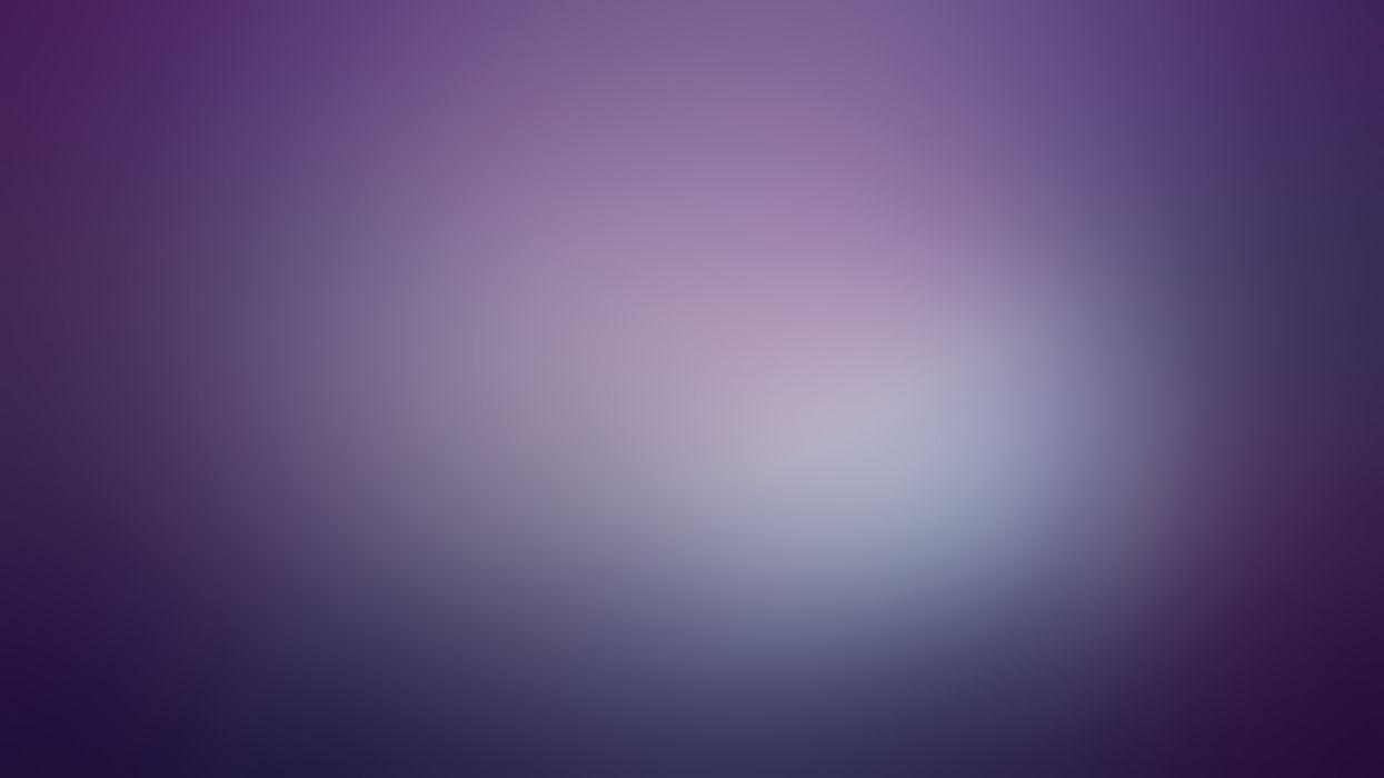 Minimalistic purple gaussian blur solid blurred wallpaper