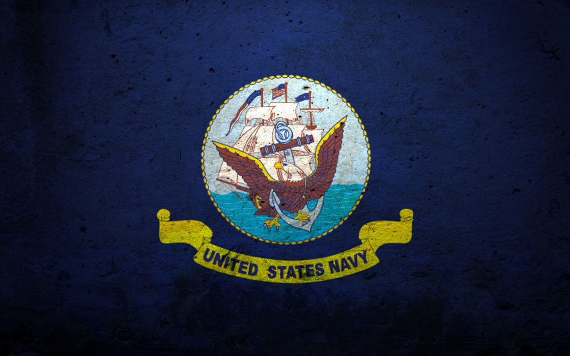 Us navy flags wallpaper