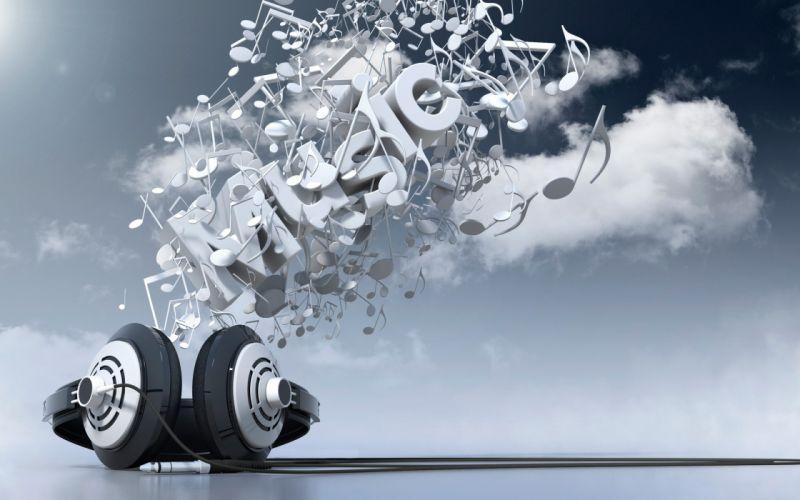Headphones music headpool wallpaper