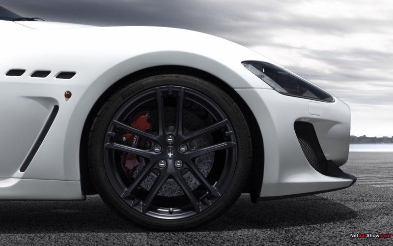Cars maserati vehicles wheels wallpaper