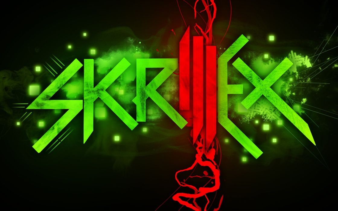 Electro electronics dubstep skrillex scary monsters and nice sprites wallpaper