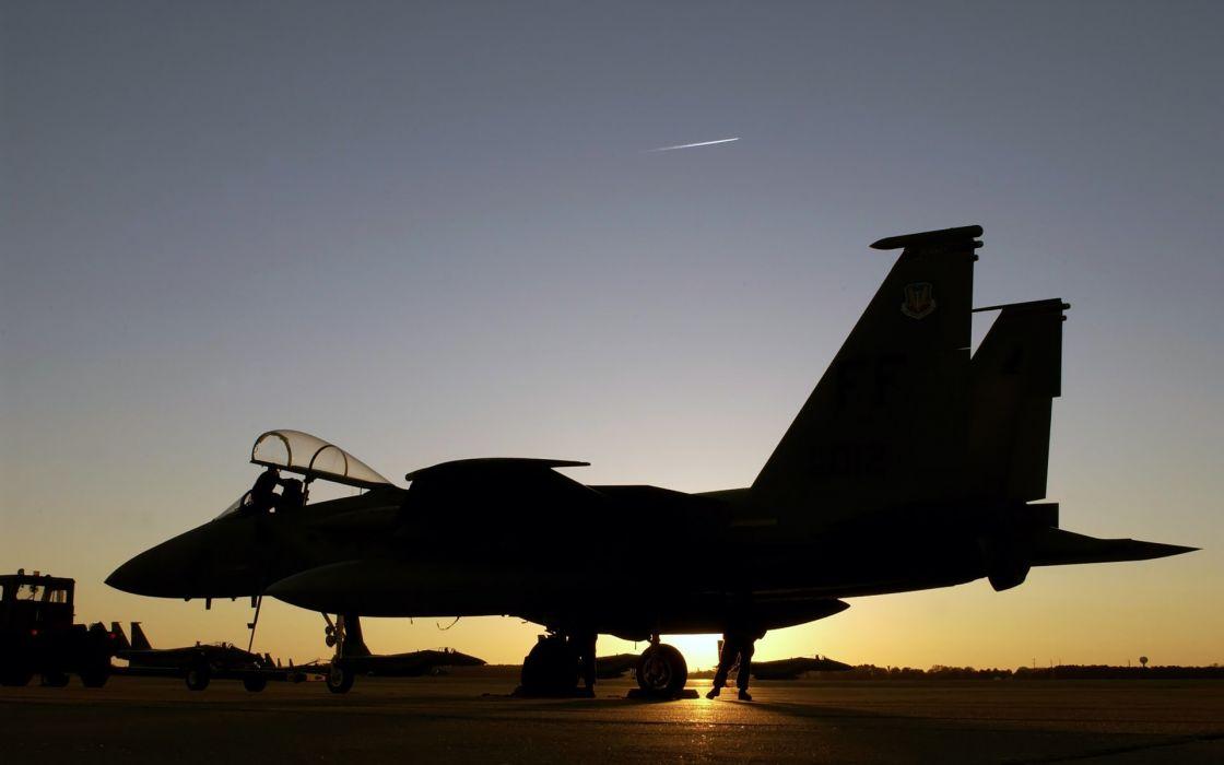 15 Eagle fighter jet wallpaper