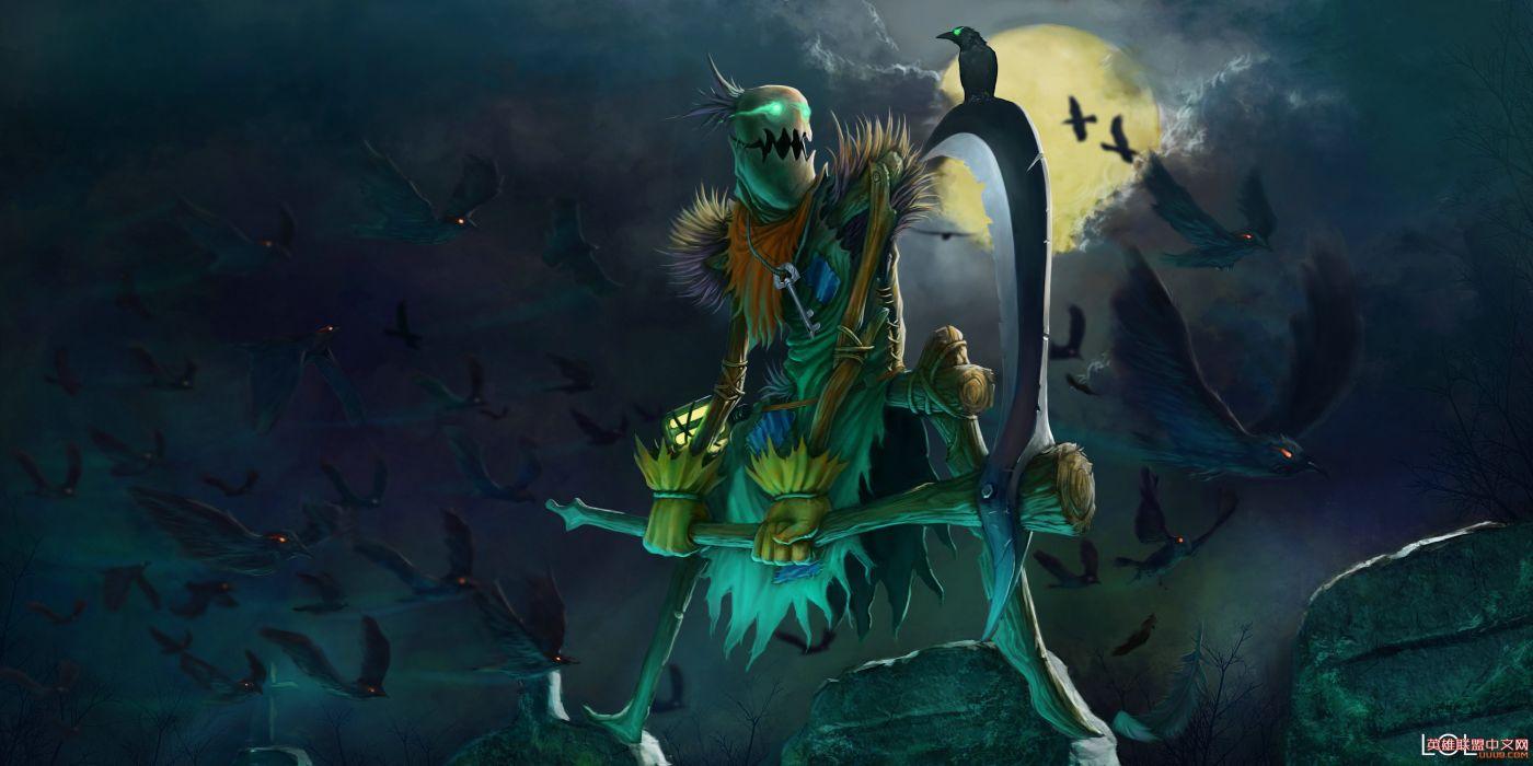 League of legends fiddlesticks wallpaper