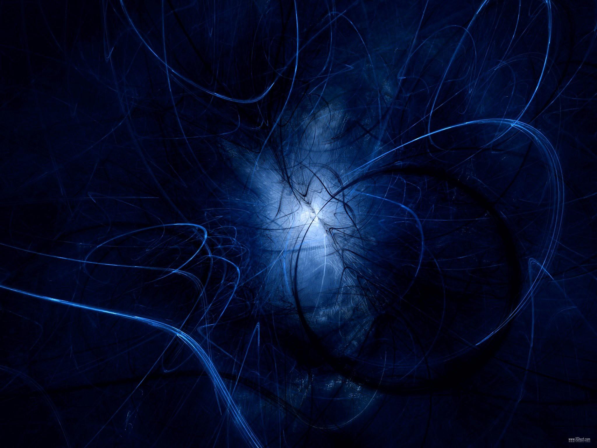 abstract blue wallpaper | 2048x1536 | 17745 | wallpaperup