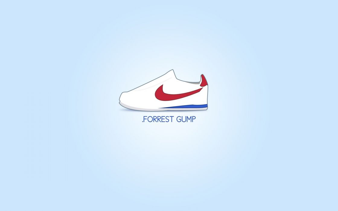 Minimalistic movies forrest gump wallpaper