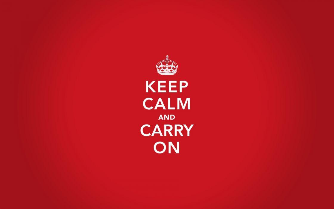 Propaganda keep calm and wallpaper