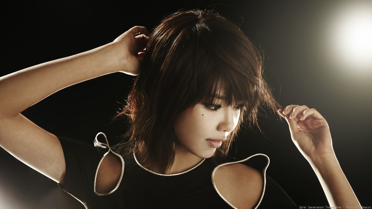 Women girls generation snsd celebrity choi sooyoung wallpaper