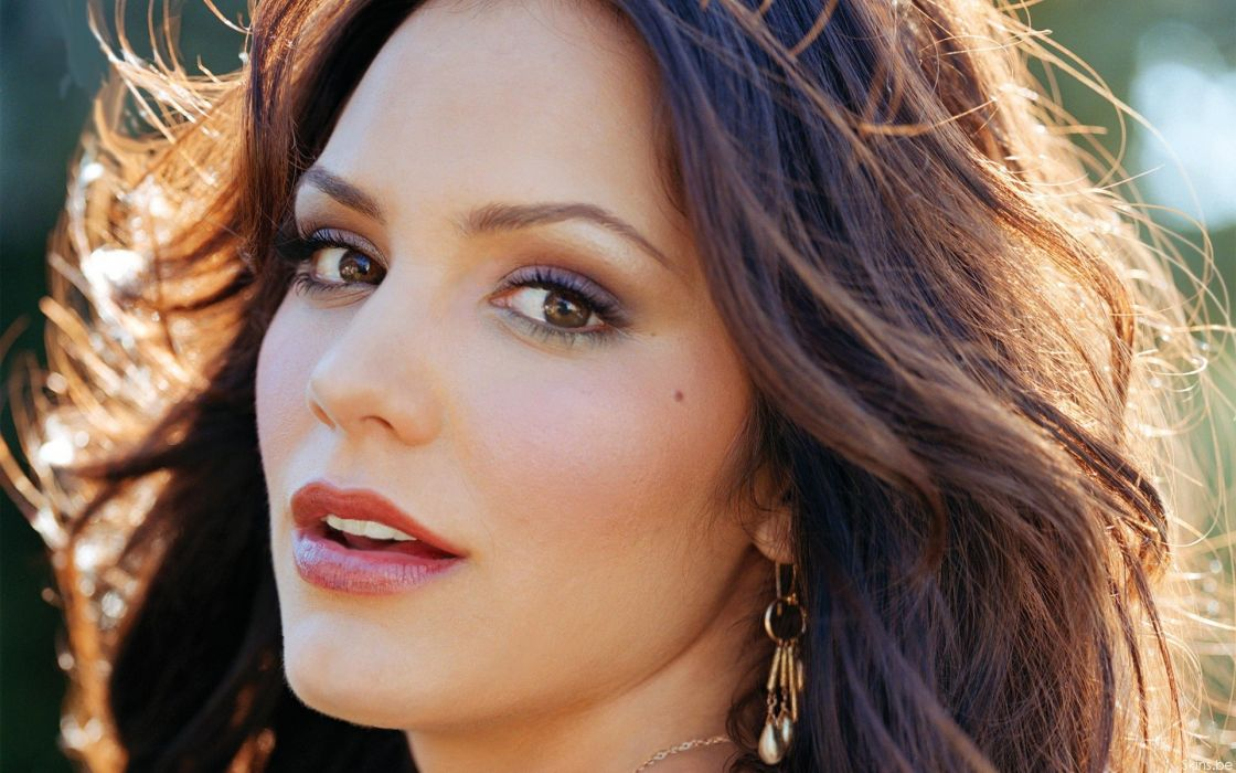 Up katharine mcphee faces wallpaper