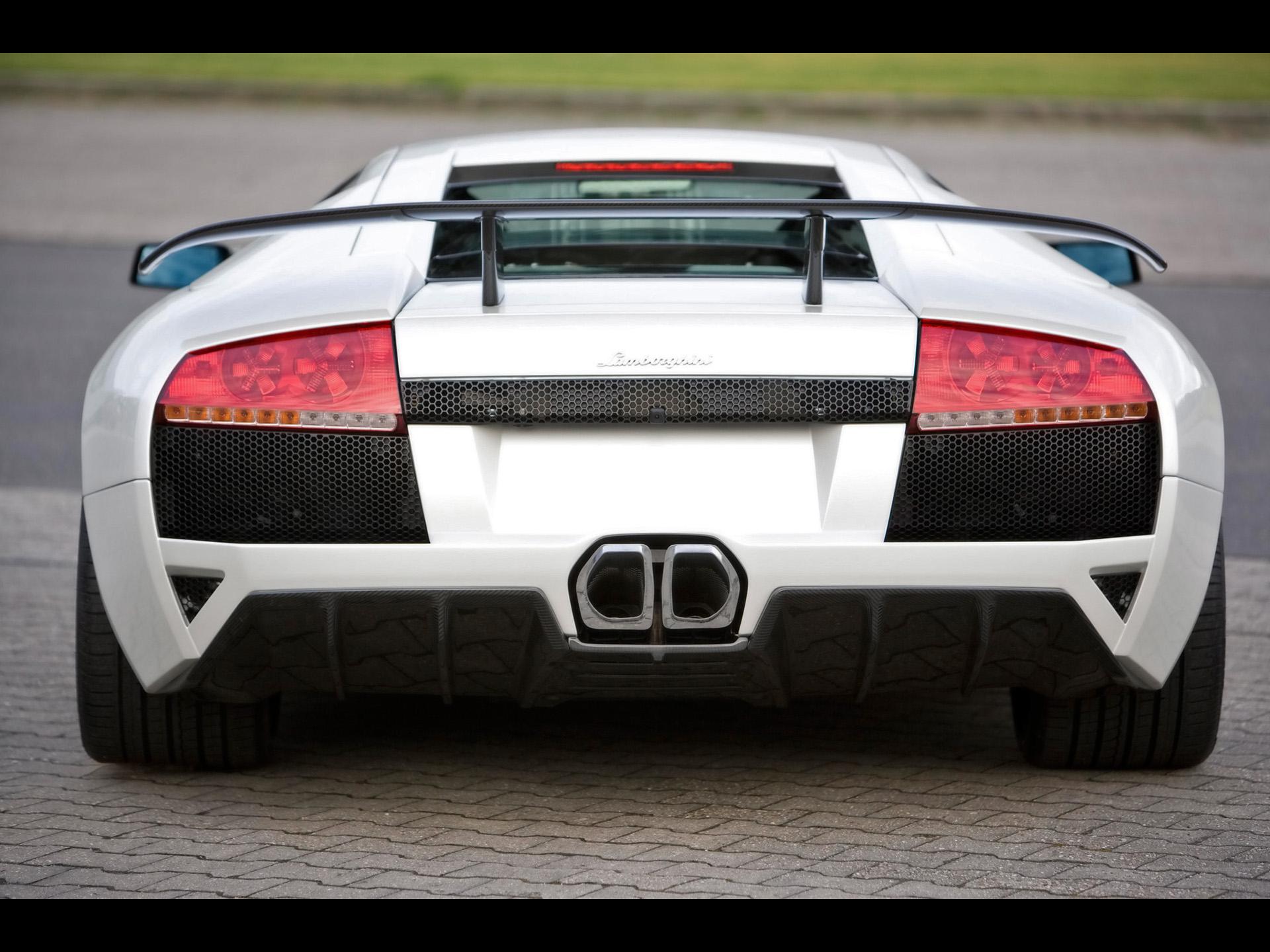 Cars Lamborghini Backview Women Vehicles Wallpaper 1920x1440