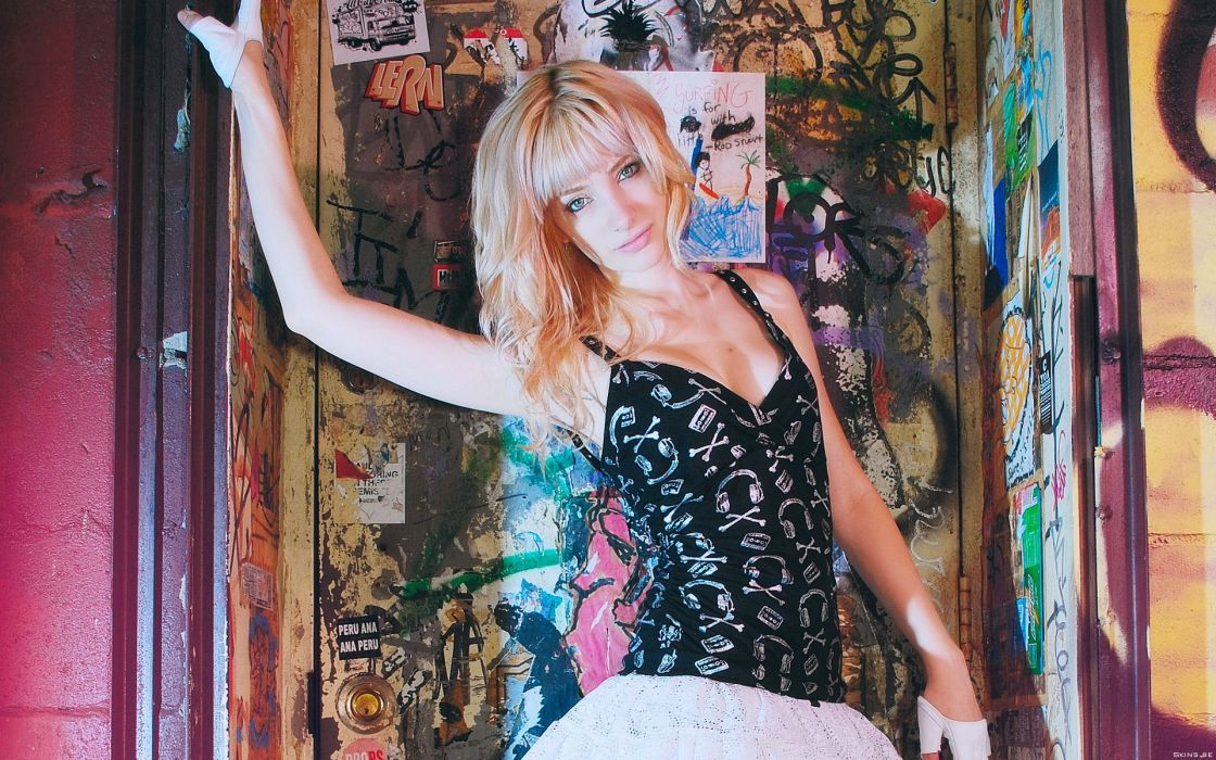 Blondes women susan coffey models people wallpaper