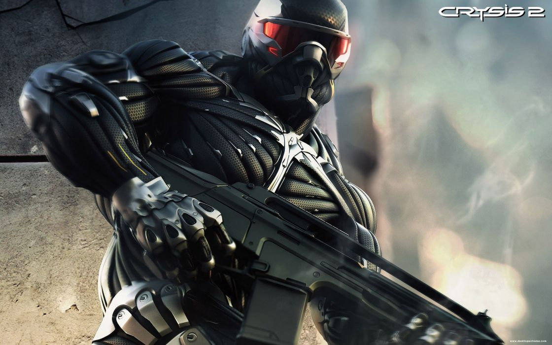 Crysis crysis 2 wallpaper