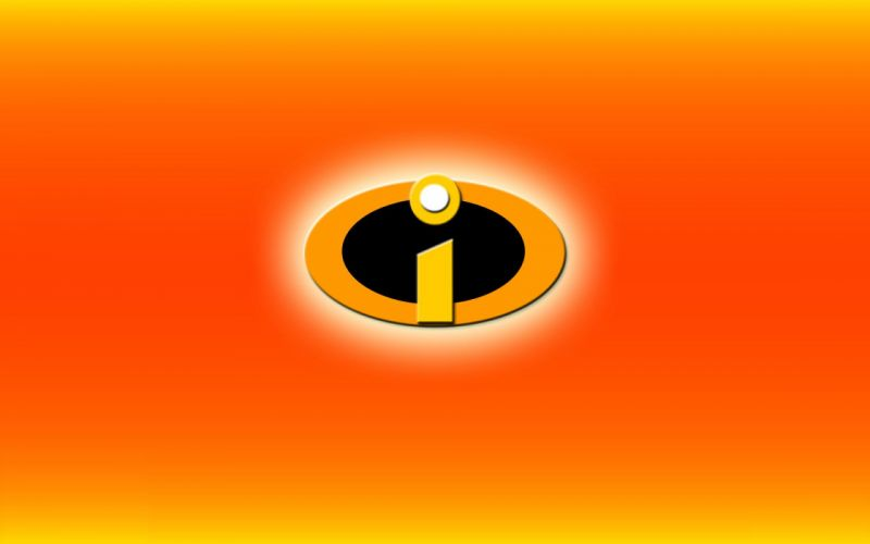 Pixar disney company the incredibles logos disney wallpaper