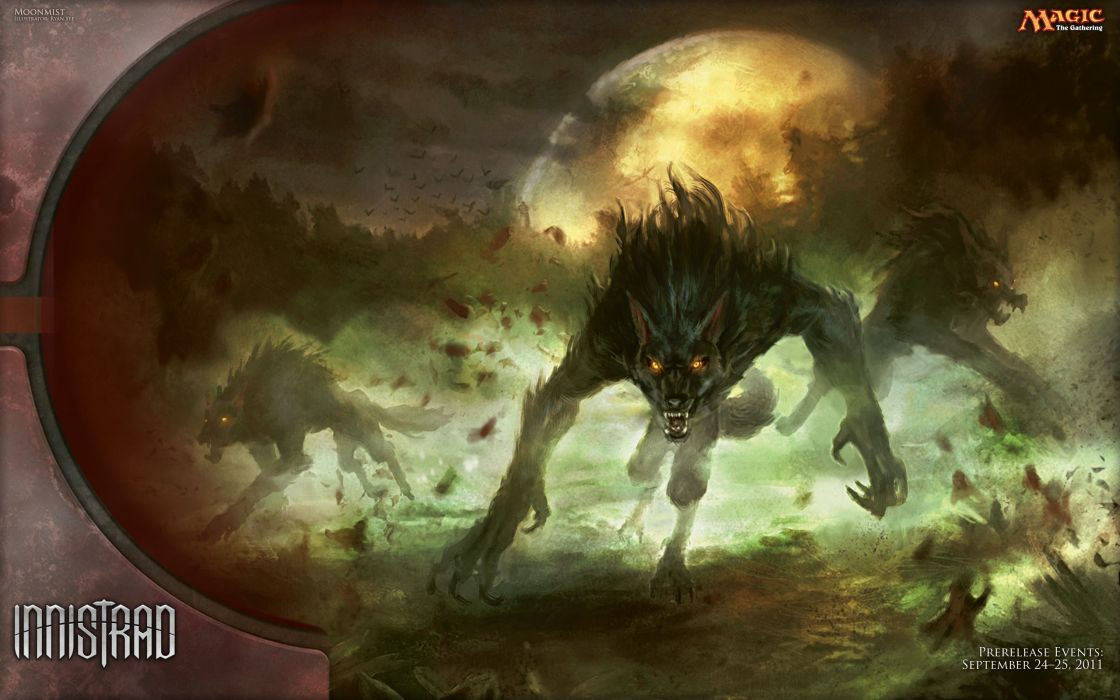 Magic the gathering fantasy art wallpaper