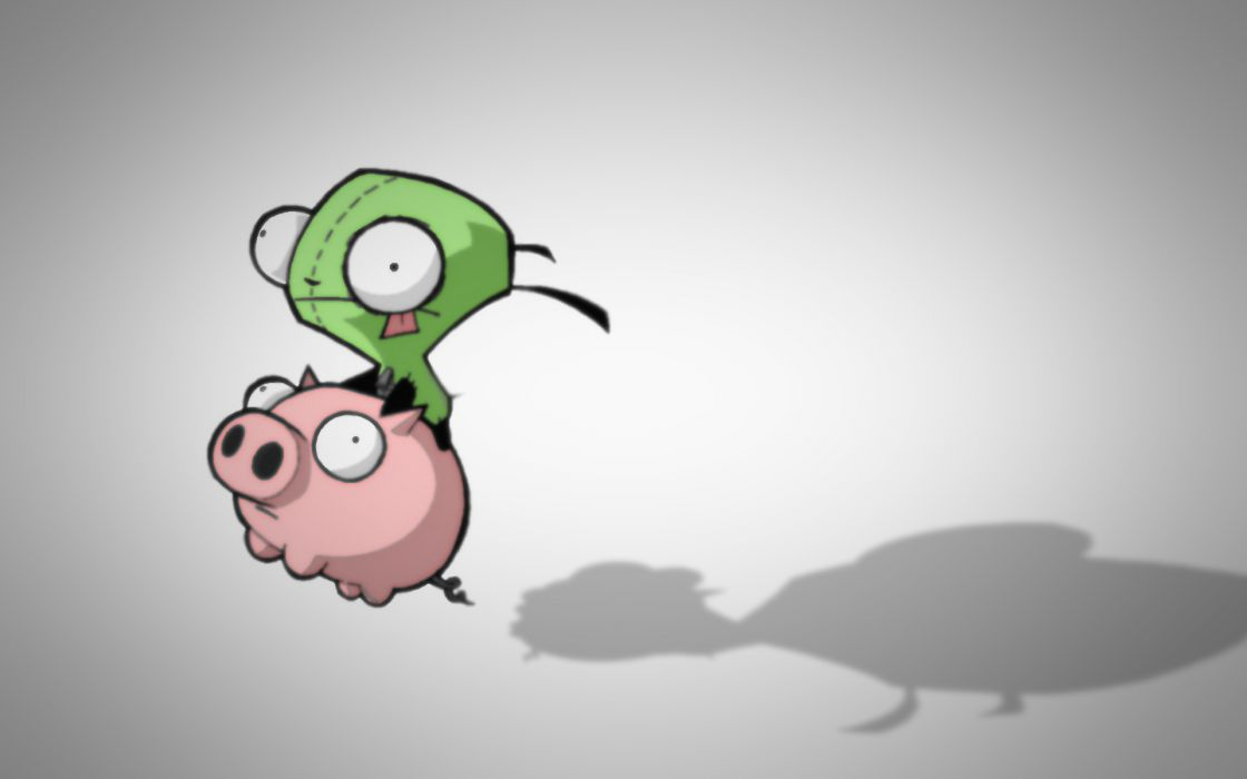 Invader zim wallpaper