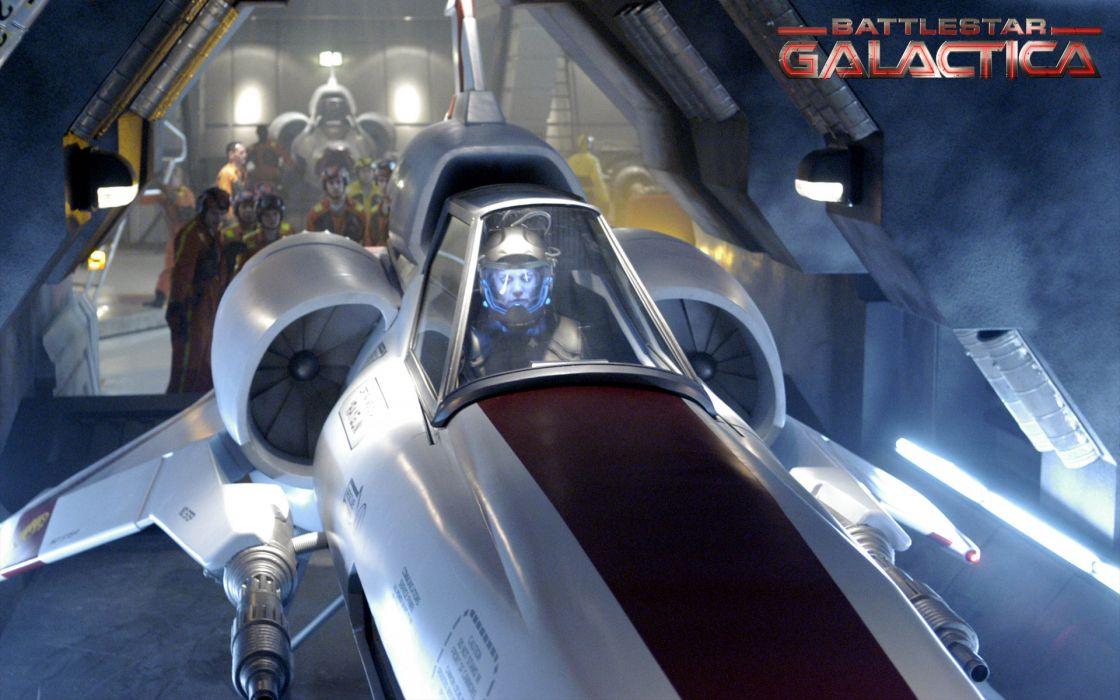 Battlestar galactica viper wallpaper