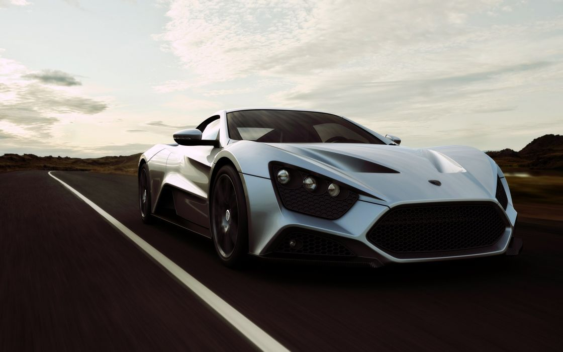 Cars zenvo st1 wallpaper