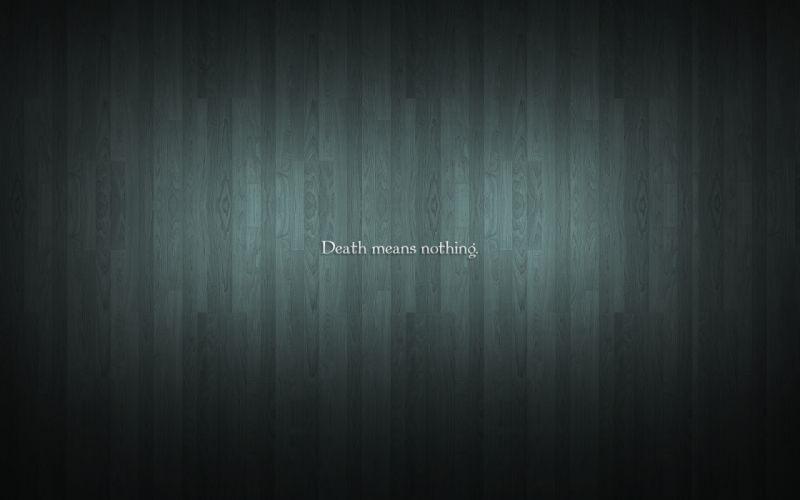 Death wood wallpaper