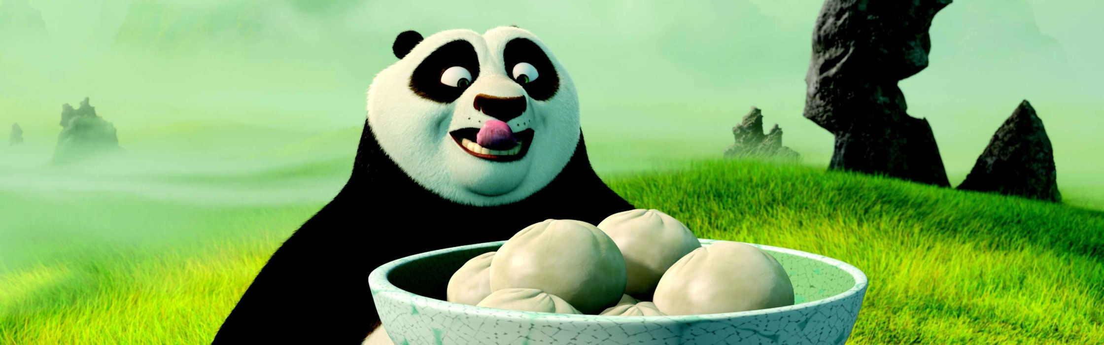 kung fu panda wallpaper | 3840x1200 | 17990 | wallpaperup