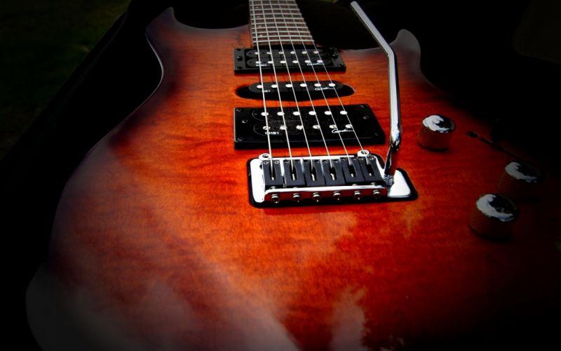 Guitars macro electric guitars godin wallpaper