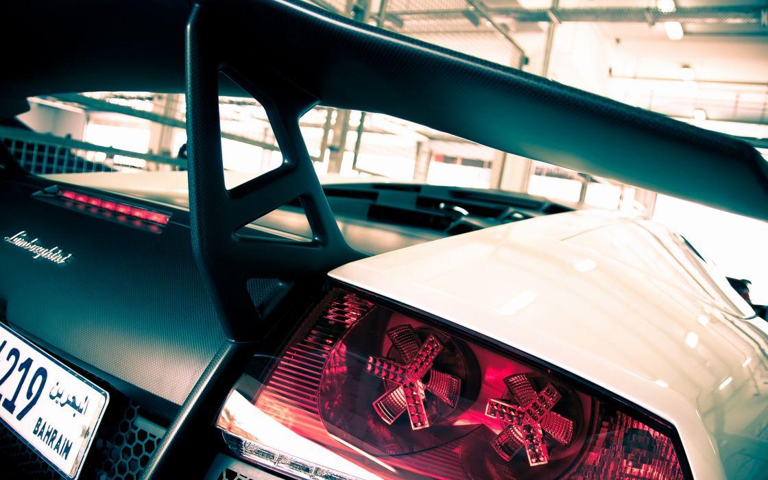 Up Cars Lamborghini Lamborghini Murcielago Rear View Cars Wallpaper