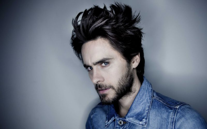 Music 30 seconds to mars jared leto portraits wallpaper