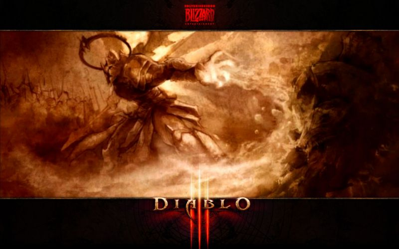 Video games diablo blizzard entertainment diablo iii games wallpaper
