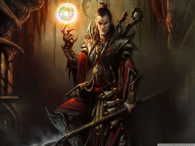Diablo iii wallpaper