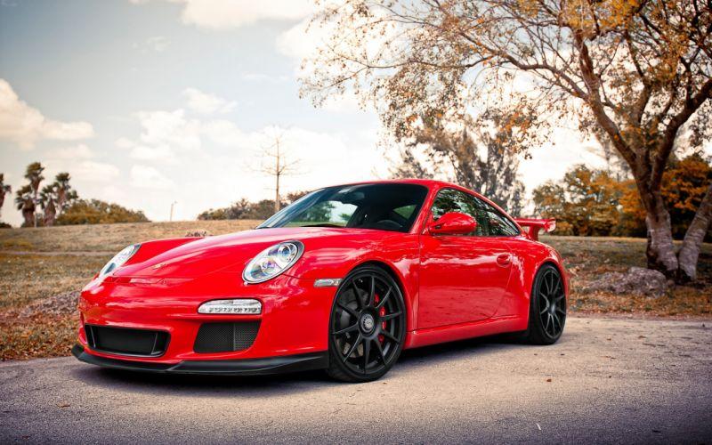 Cars porsche 911 gt3 rs wallpaper