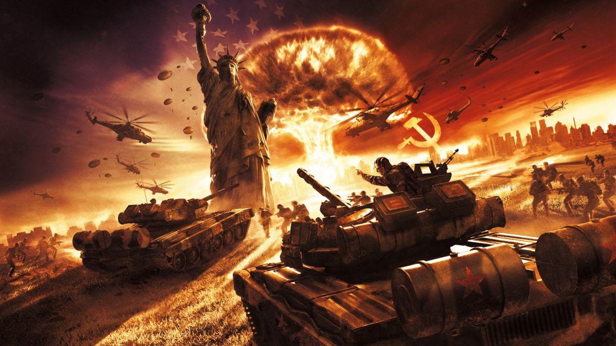 Video games soviets wallpaper