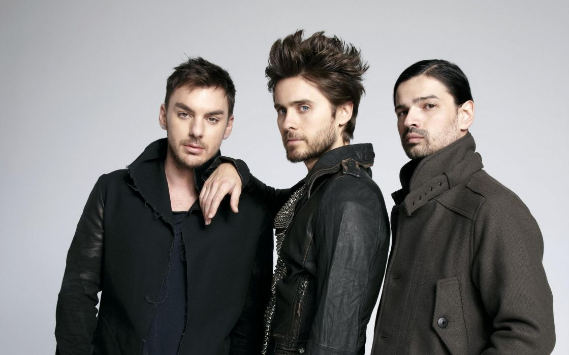 Music 30 seconds to mars jared leto wallpaper