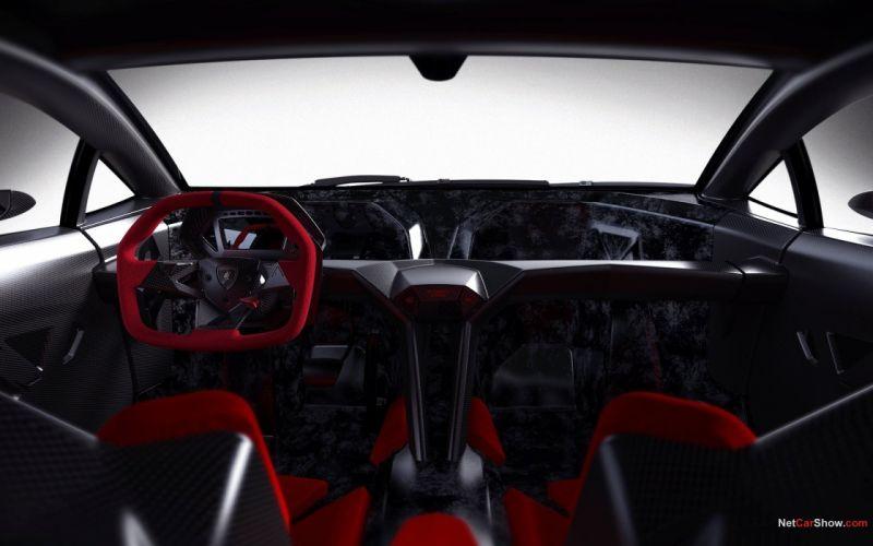 Cars interior lamborghini sesto elemento wallpaper