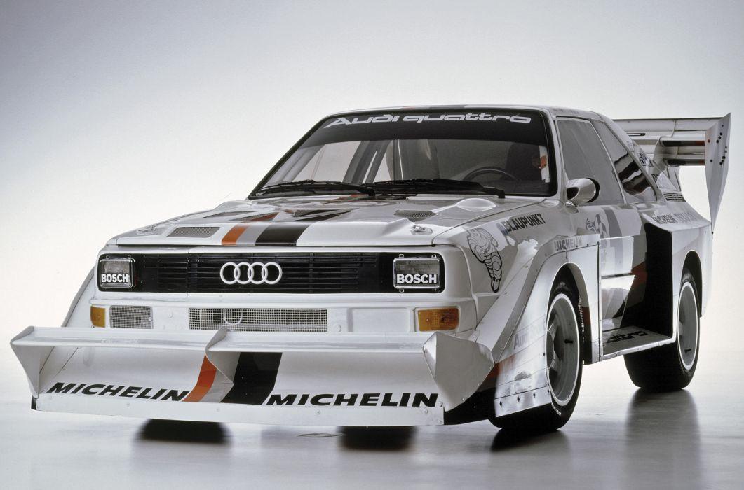Audi Quattro S1 wallpaper