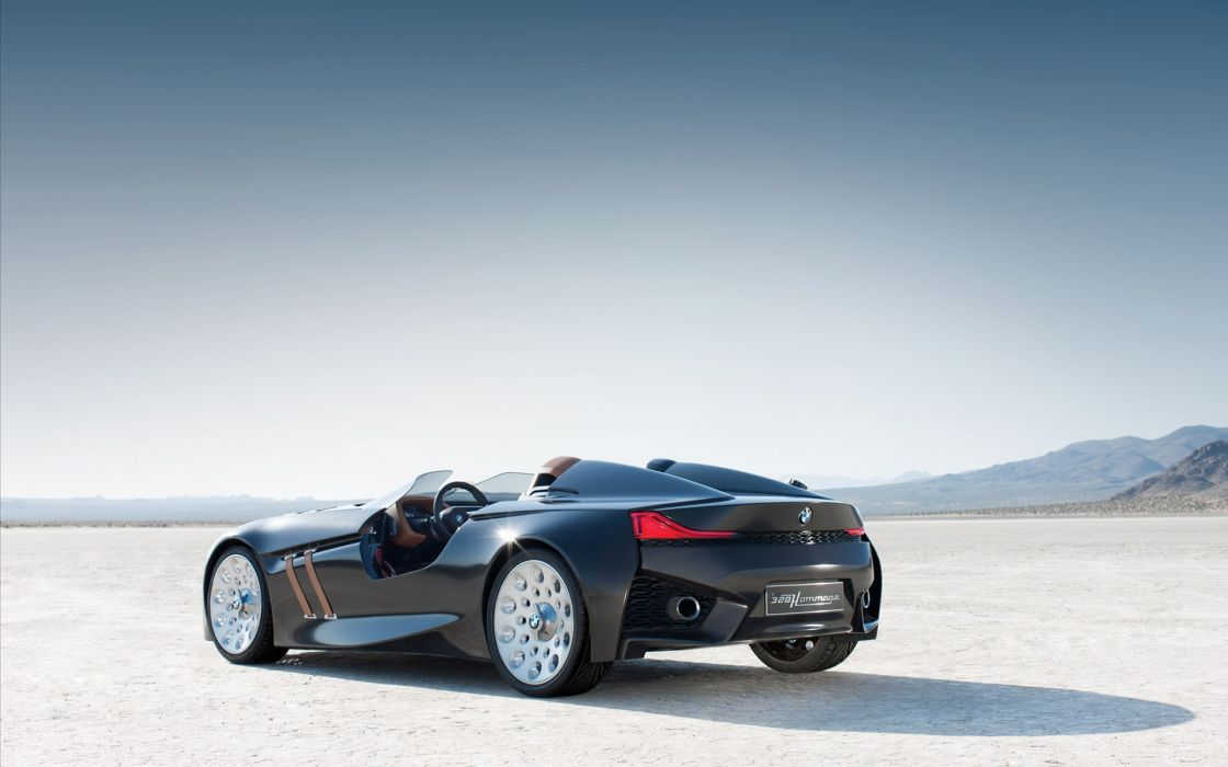 Concept cars bmw 328 hommage wallpaper