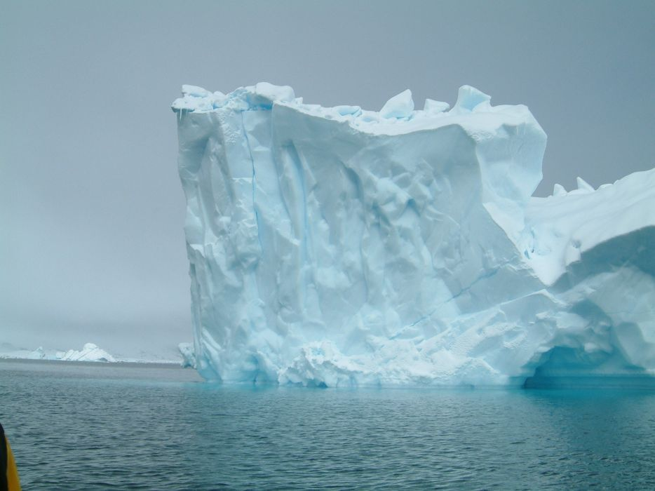 Landscapes seas icebergs skyscapes wallpaper