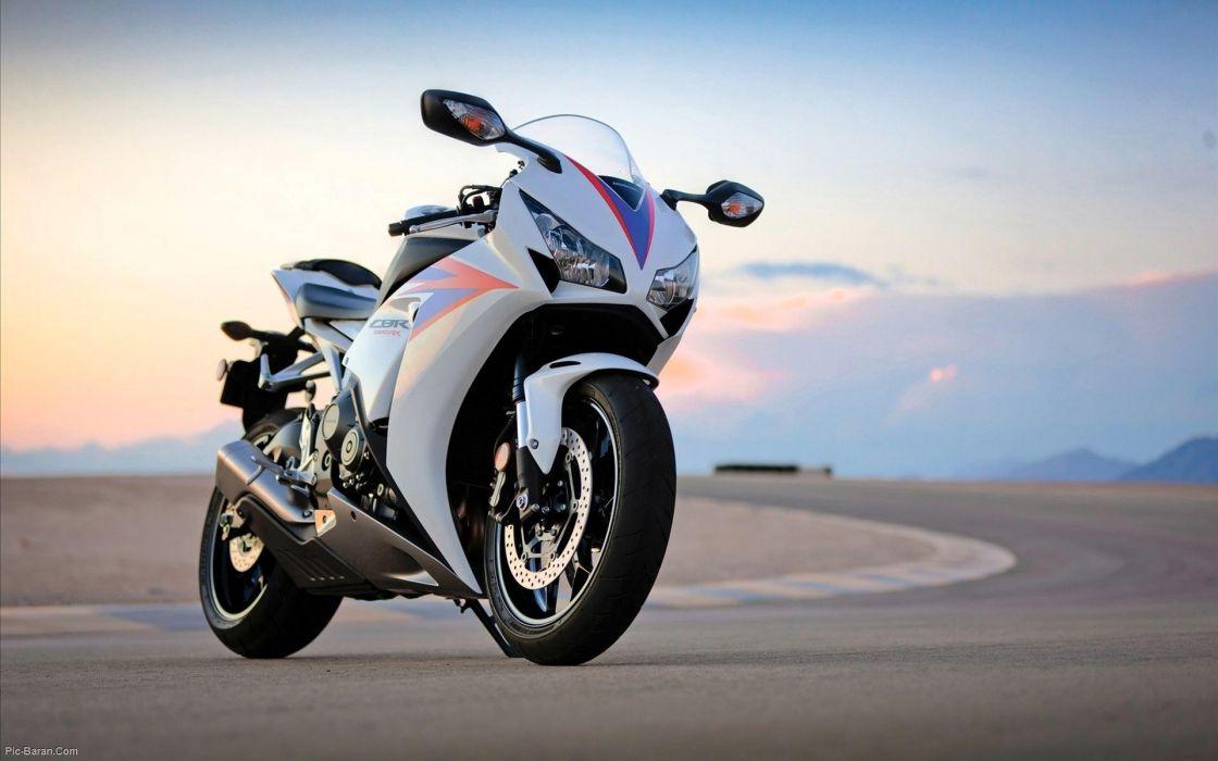 Honda white motorcycles honda cbr1000rr wallpaper