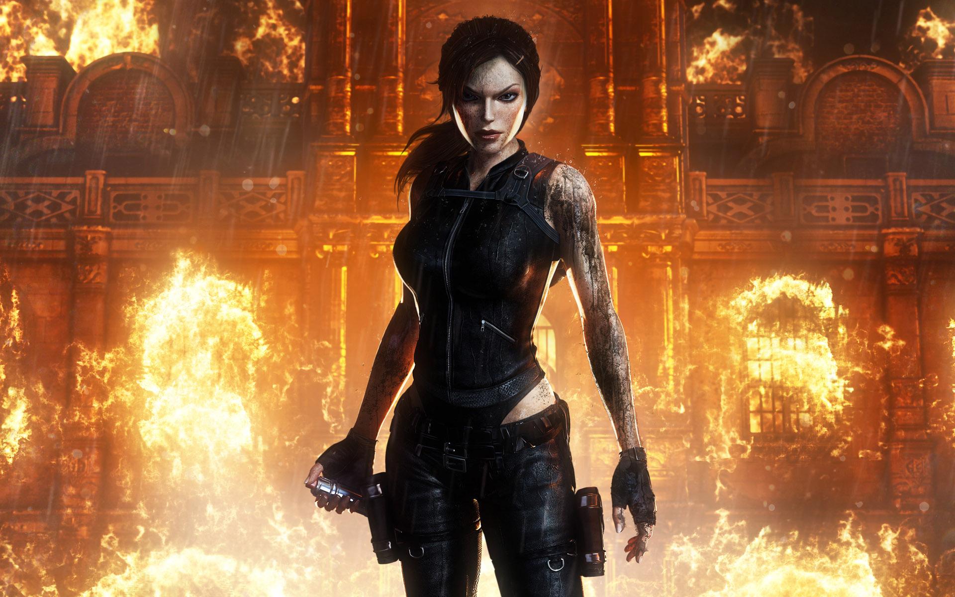 Lara croft underground latex mod softcore comics