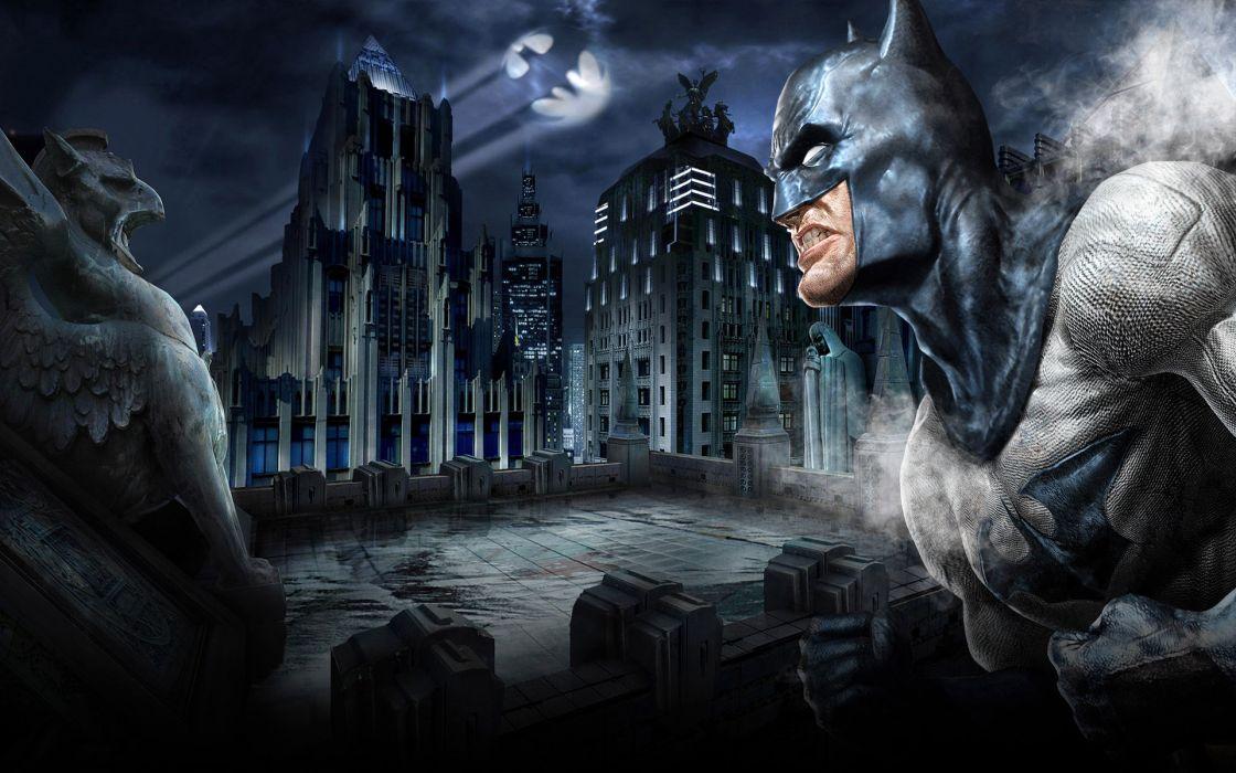 Batman dc comics wallpaper