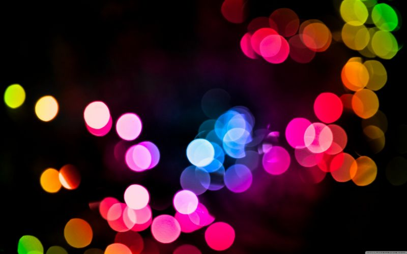Abstract blurred wallpaper