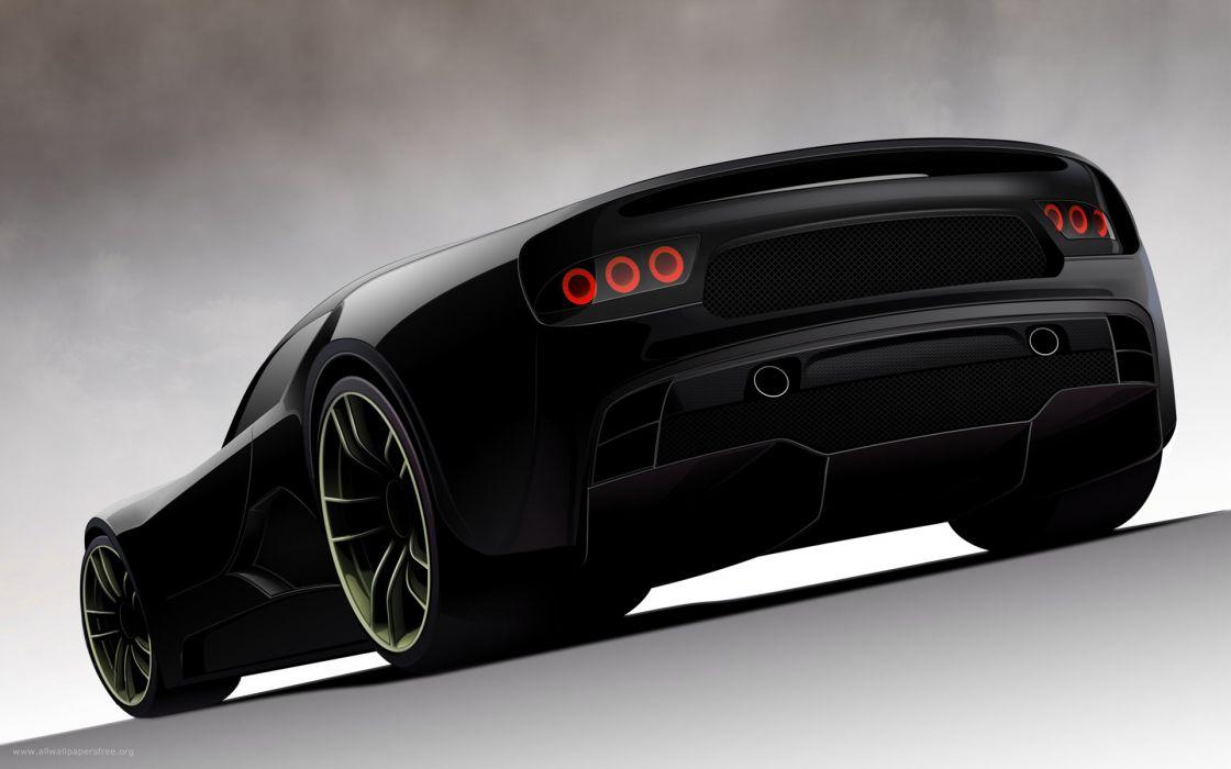 Cars concept wallpaper