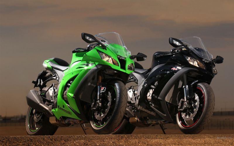 Kawasaki vehicles kawasaki z1000sx 2011 motorbikes motorcycles wallpaper
