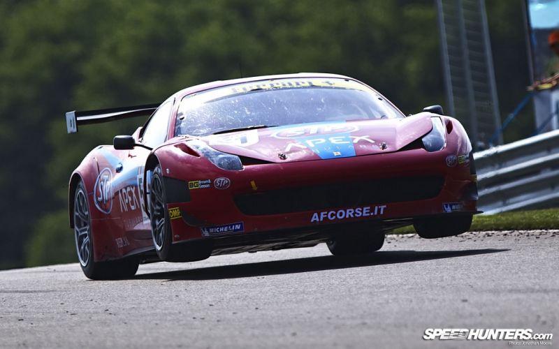 Cars ferrari 458 italia wheelie speedway wallpaper