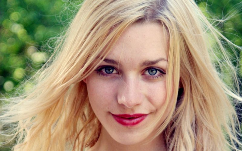 Blondes women blue eyes actress celebrity julia dietze wallpaper