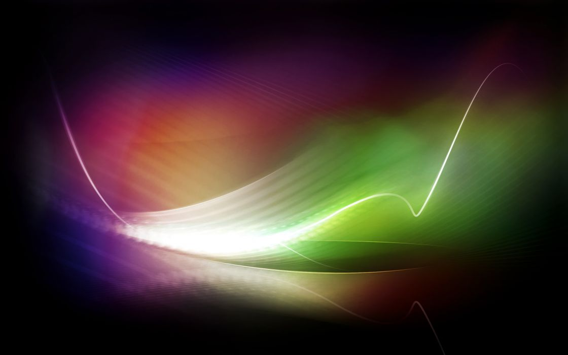 Abstract multicolor colors wallpaper