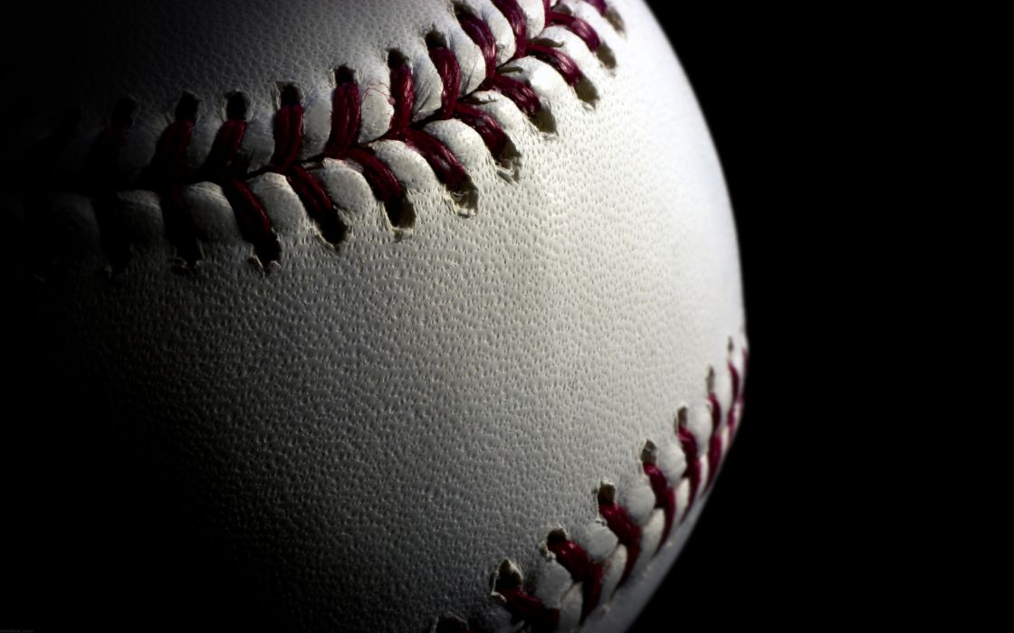 Up baseball grayscale wallpaper