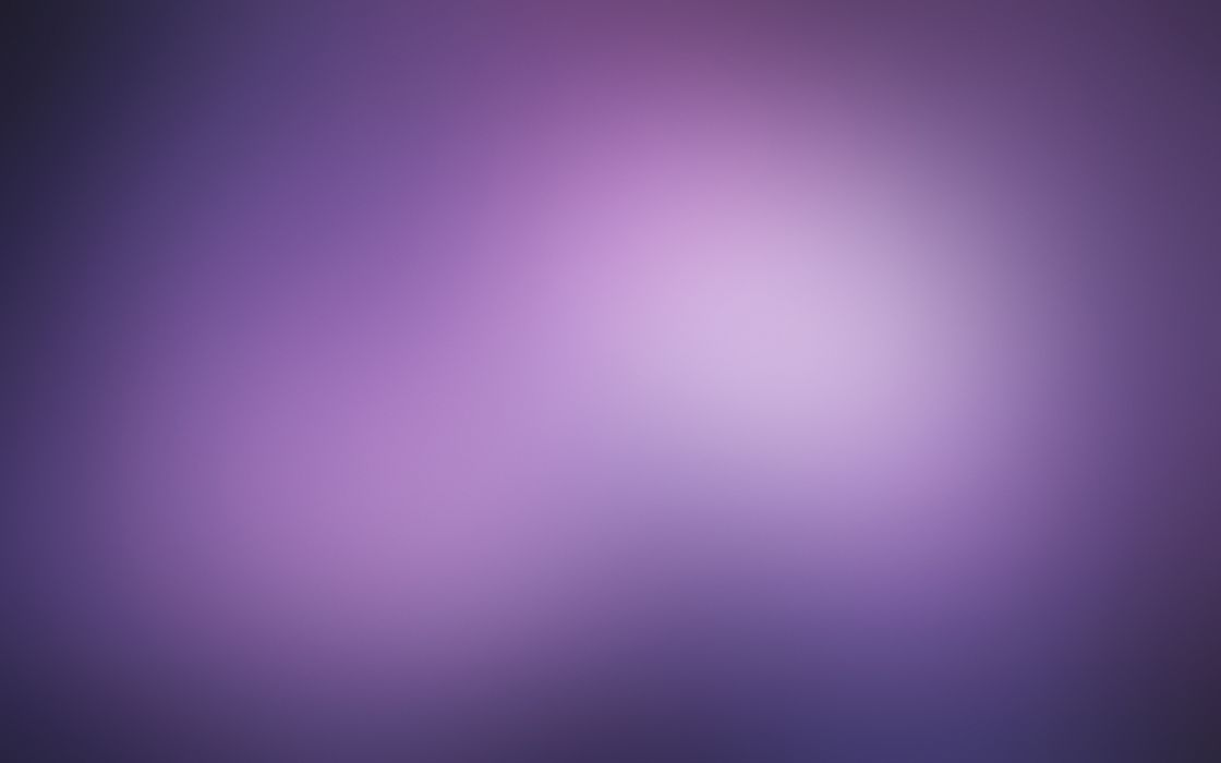Purple gaussian blur wallpaper