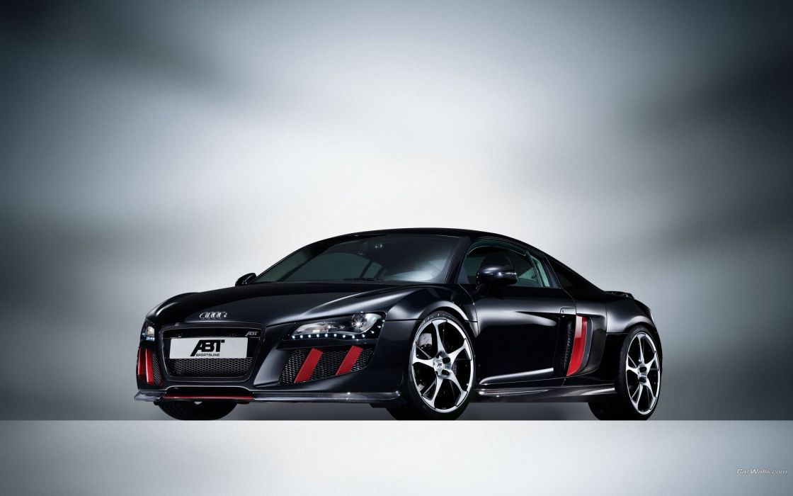 Cars vehicles audi r8 abt wallpaper