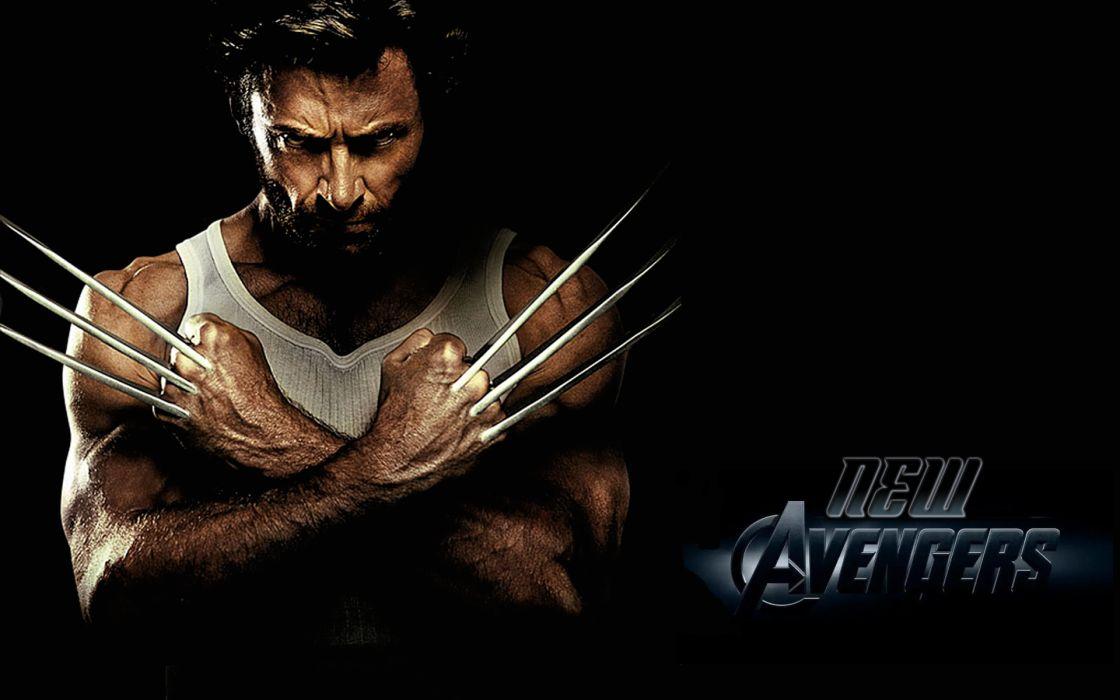 Wolverine marvel comics new avengers wallpaper