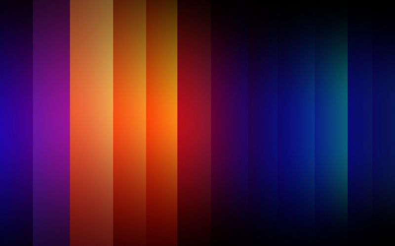 Abstract multicolor striped texture wallpaper